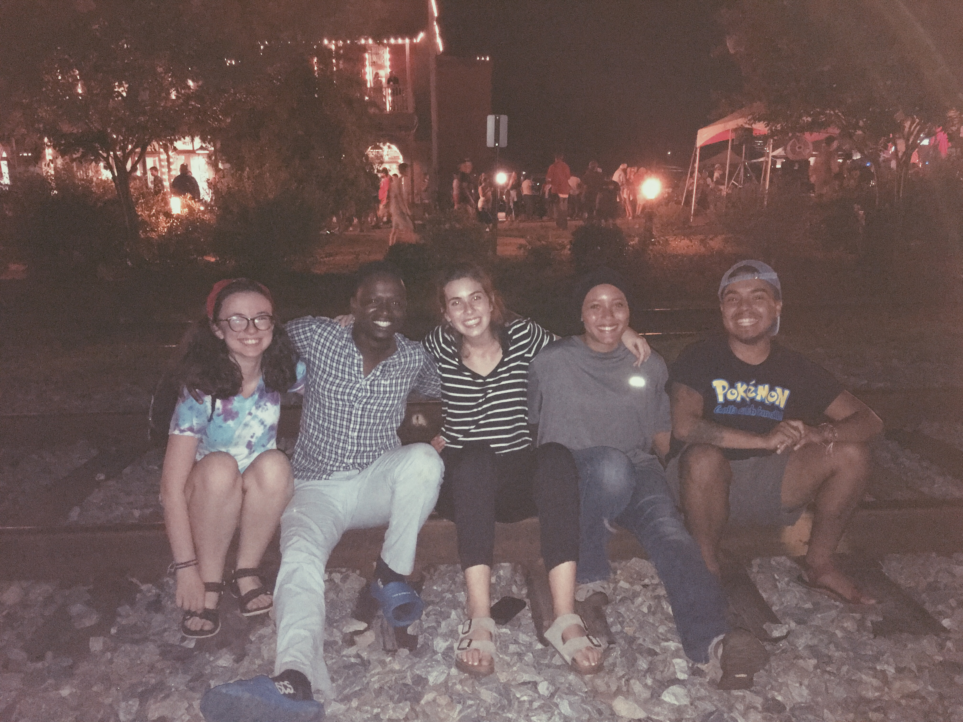 Fireworks, freedom, prisons, and peacebuilding