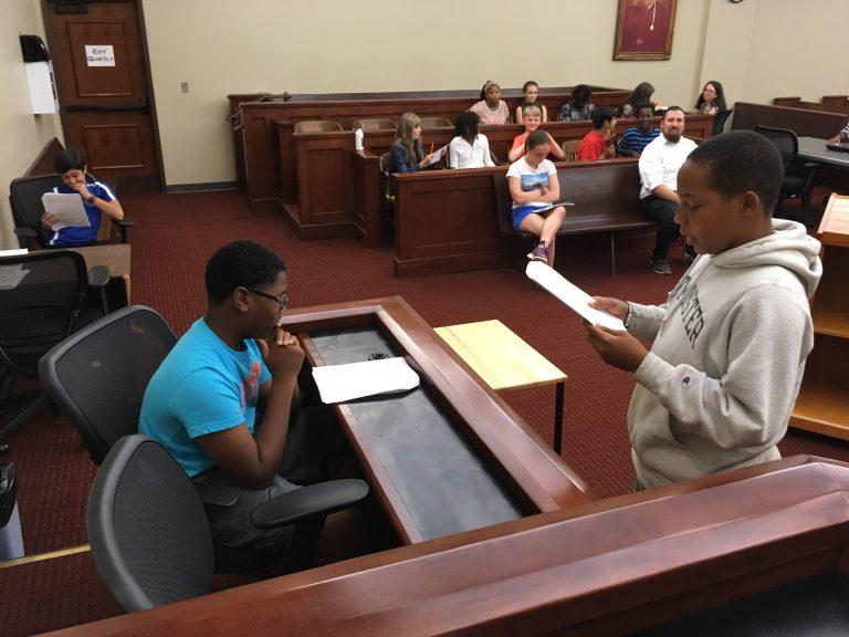 Right to a fair trial, part 2